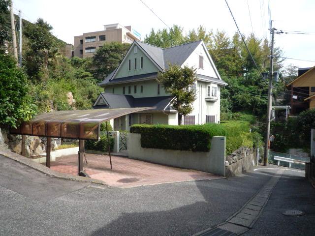 安部山・中古住宅