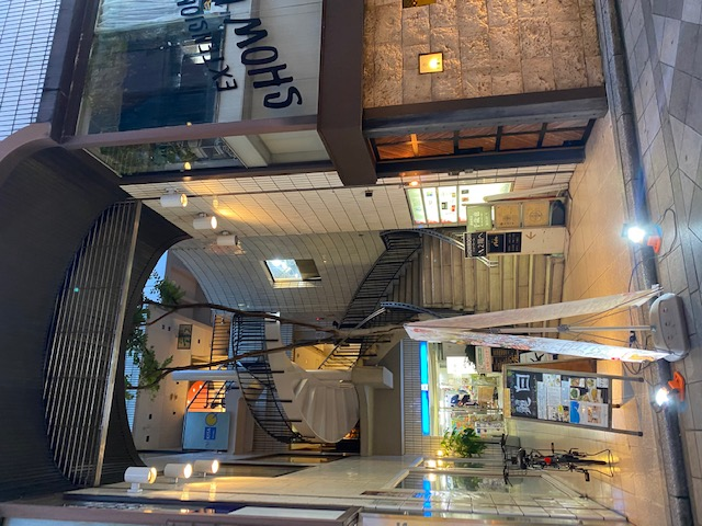 魚町2丁目・貸店舗(インクスポットビル2階)