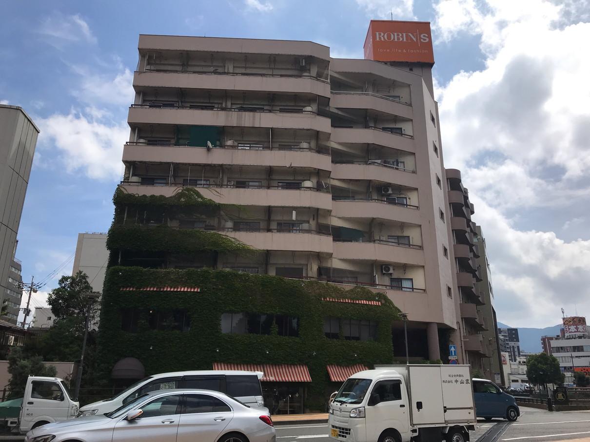 分譲賃貸マンション(リヴィエール三共404号)